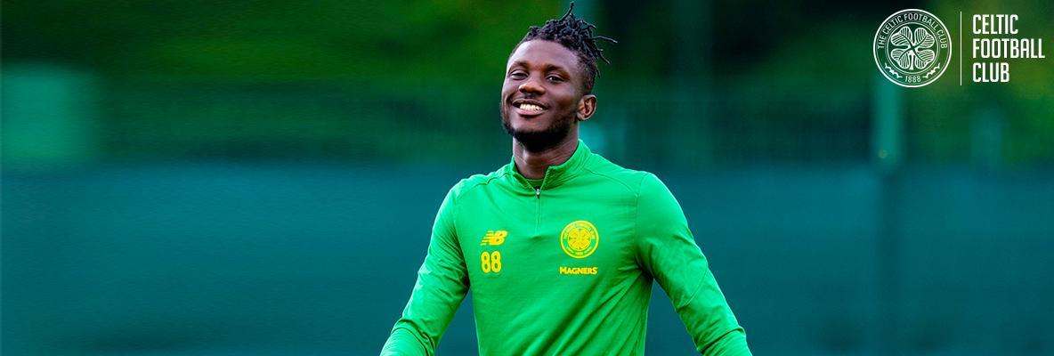 Eboue Kouassi joins KRC Genk on loan