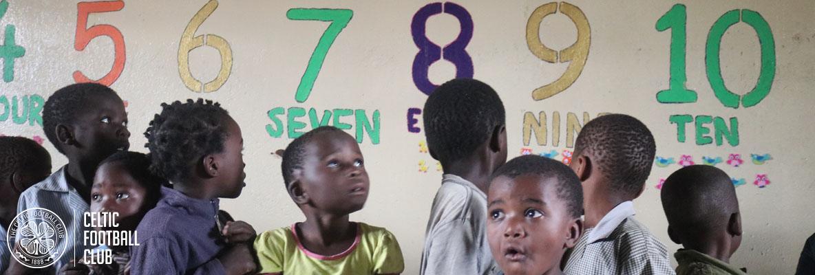 Foundation volunteers create lasting memories in Malawi