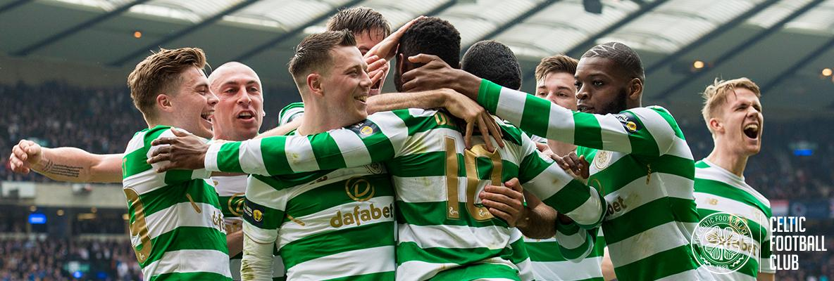 Captain salutes outstanding Celts after derby demolition