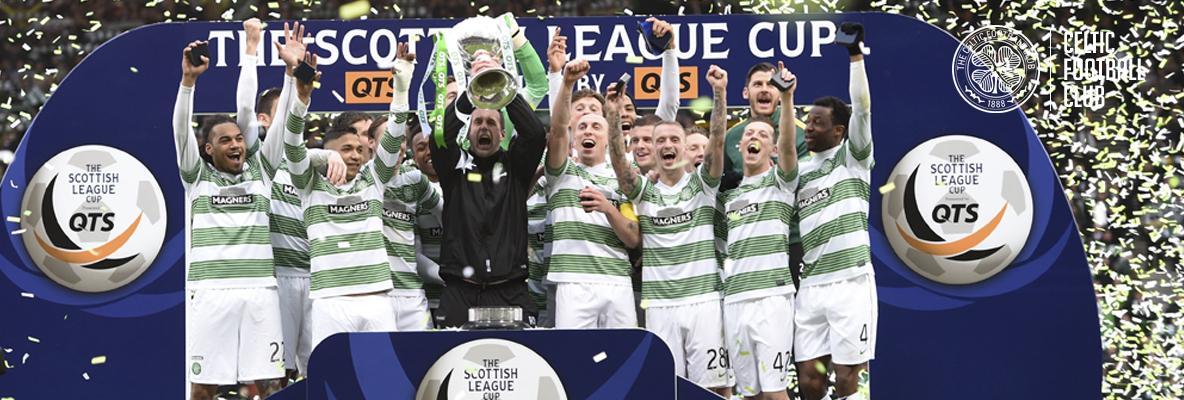 Celtic's Hampden triumph in Scottish League Cup final