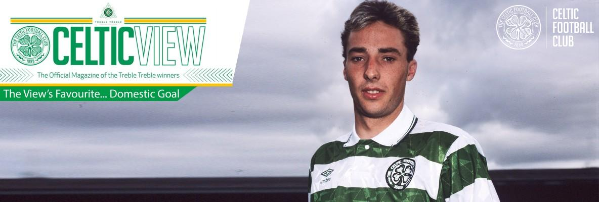 The View's Favourite… Domestic goal: Dugald at an empty Paradise