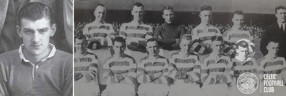 On this day in history: Celtic great, Alec Thomson born in 1901