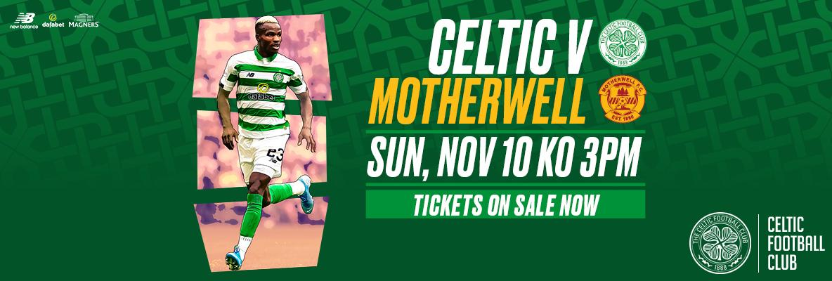 Your Celtic v Motherwell matchday guide – all you need to know