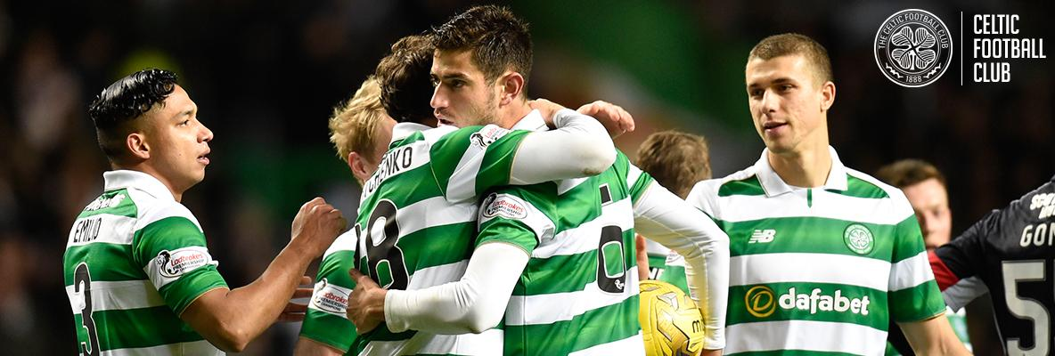 Celtic defeat Dundee to move 11 points clear
