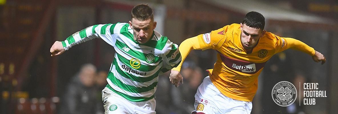 Frustration at Fir Park as late goal sees Celts held to a draw