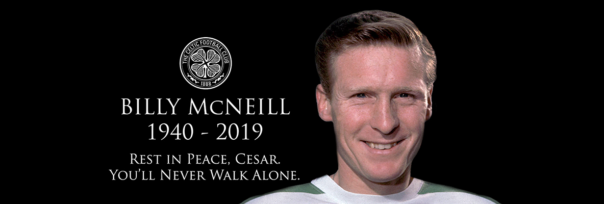 Billy McNeill – Celtic's Greatest Ever Captain