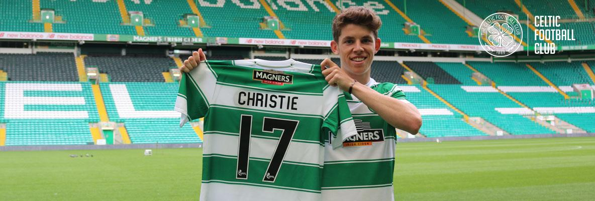 Delight as Ryan Christie joins Celtic
