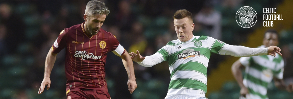 Celts pay the penalty as Motherwell win at Paradise