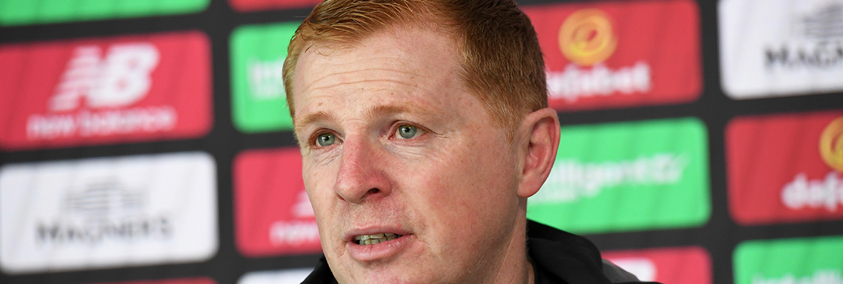 Neil Lennon: We're prepared for tough second qualifying round tie