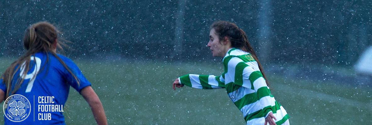 Celtic Women kick-off with win in Glasgow derby opener