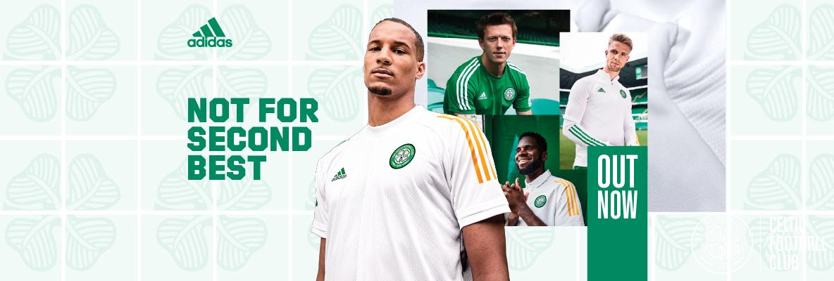 Find nearest Celtic store to pick up new home kit & trainingwear