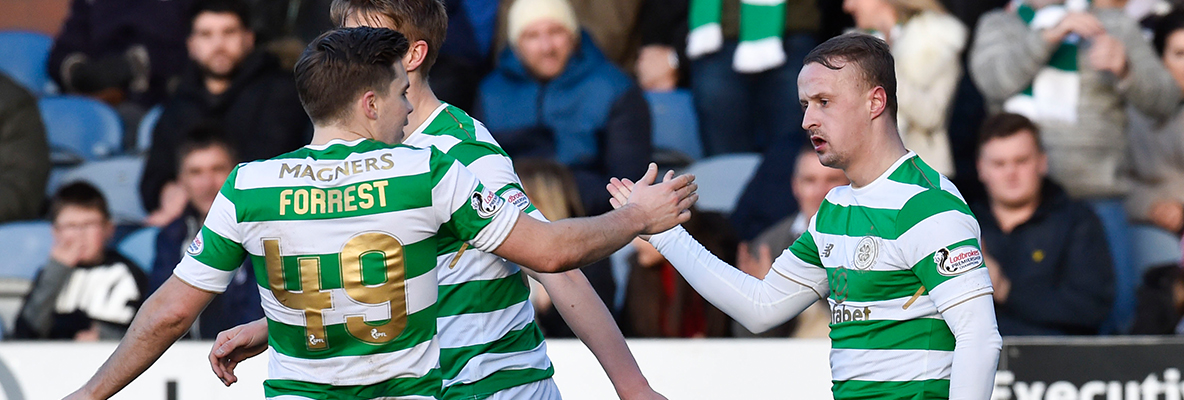 Celts ease past Dundee with impressive 2-0 win