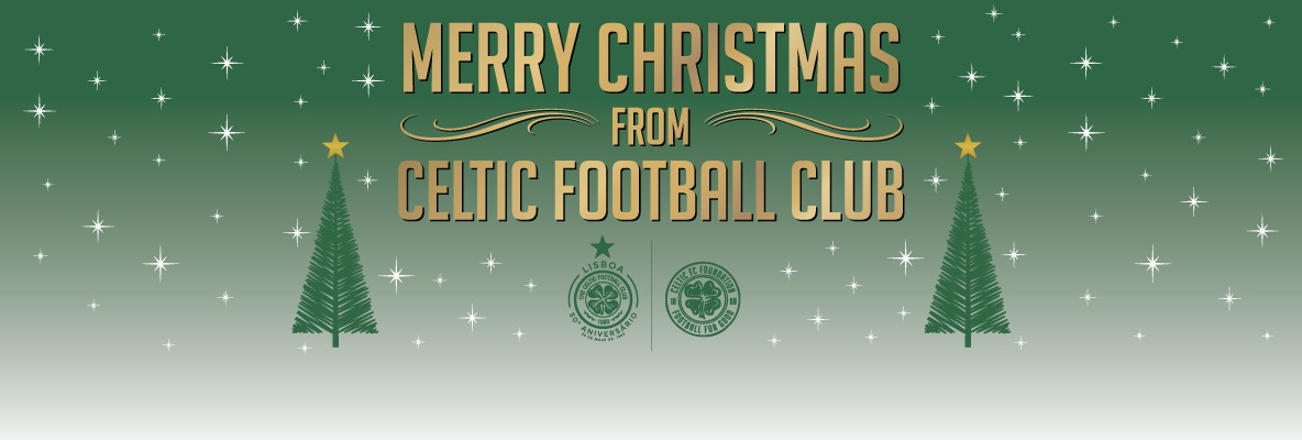 Manager's Christmas message to the Celtic Family