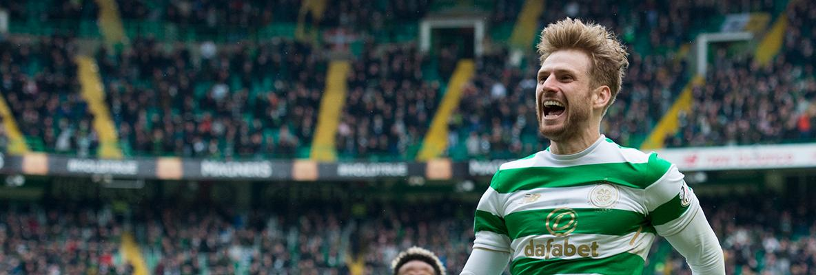 Stuart Armstrong signs for Southampton on a four-year deal