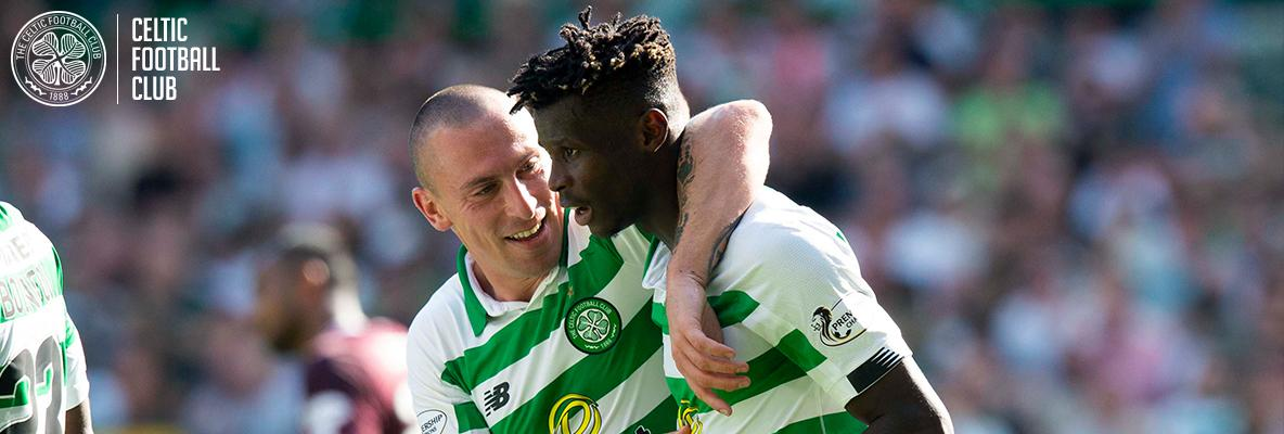 Celts continue strong league start with dominant win over Hearts