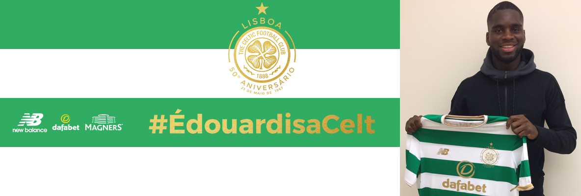 Celtic delighted to sign Odsonne Edouard