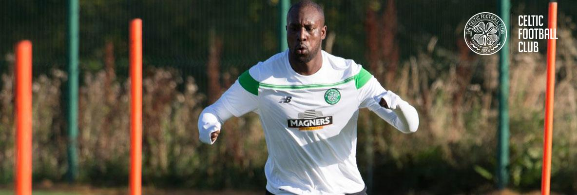 Celtic sign Carlton Cole