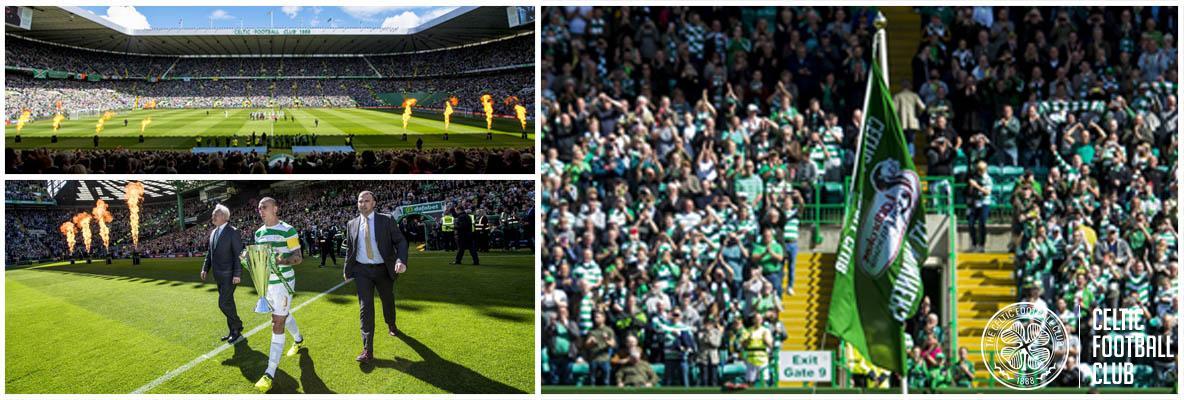 Celtic v Livingston Flag Day fixture confirmation