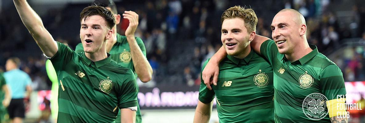 Celts in the running for PFA Scotland awards