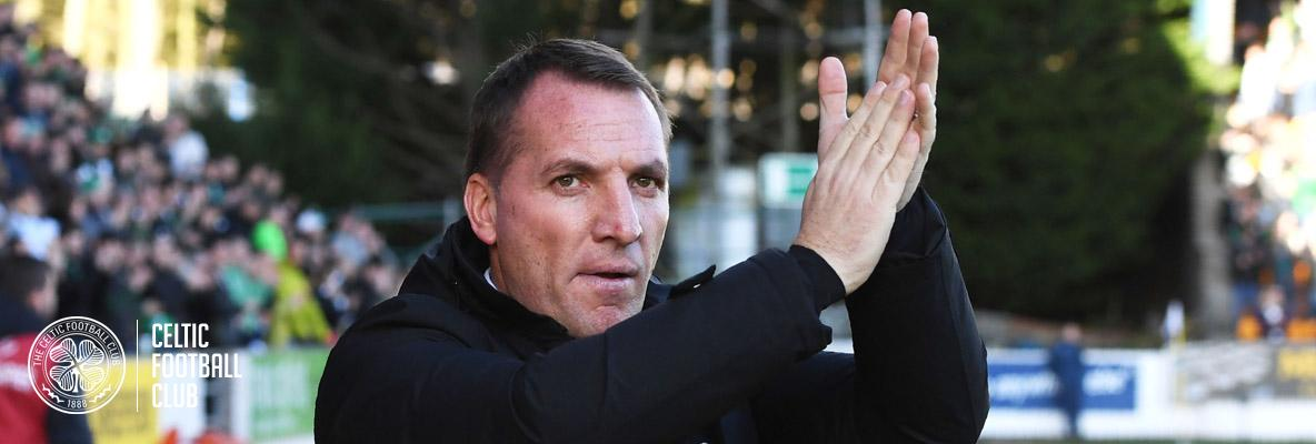 Brendan Rodgers: Breaking record is a really special feeling