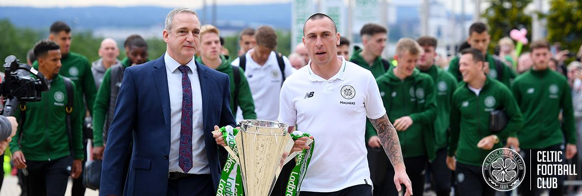 Maestro delighted to be part of Trophy Day at Paradise