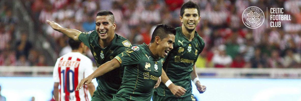Santos Laguna aiming to make it a double green and white success