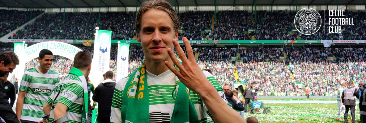 Johansen: Paradise is the best place to be