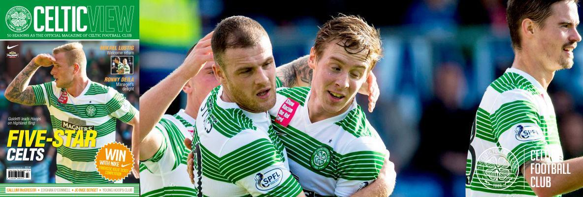 This week's Celtic View