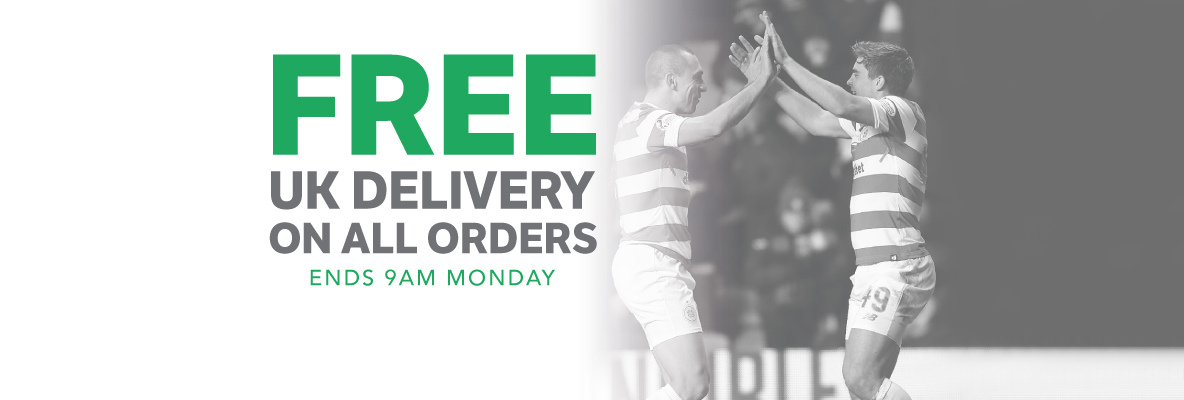 Free UK delivery on all online orders for a limited time