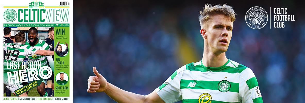 Kristoffer Ajer: Squad will get boost from returning Bhoys