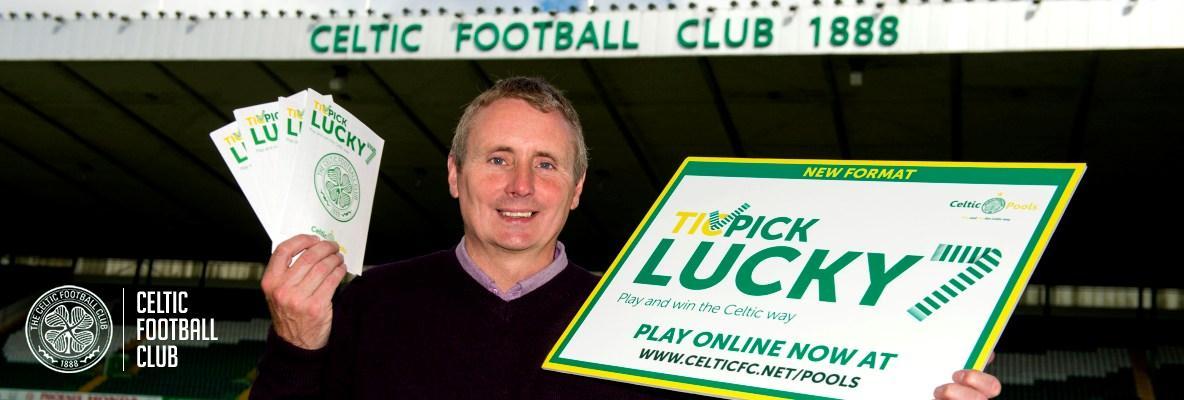 TicPick Lucky 7 Jackpot hits £800