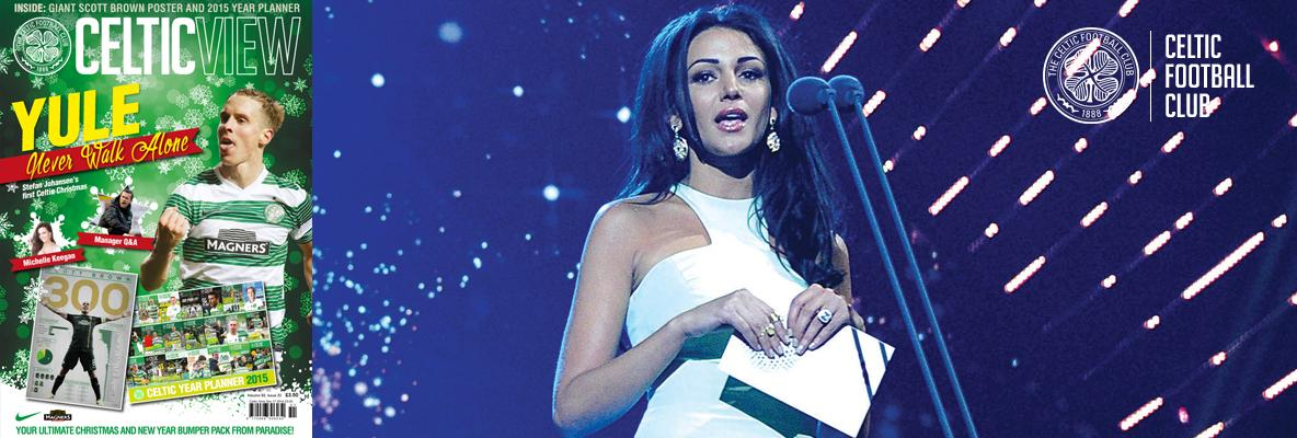 Michelle Keegan's planning a 2015 trip to Paradise