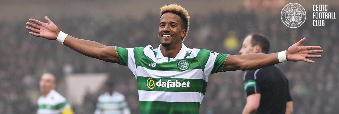 Sinclair scores a stunner as Celts march on in Scottish Cup