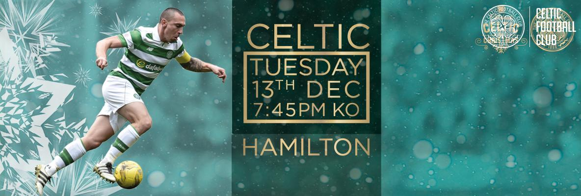 Join the Bhoys as SPFL action returns to Paradise v Hamilton Accies