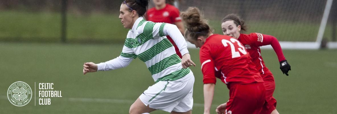 Celtic Women beat Accies