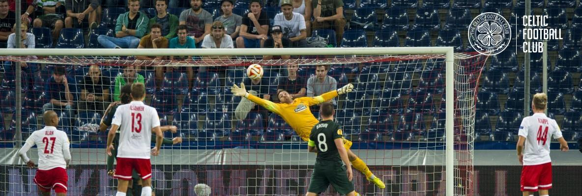 Craig Gordon: Teamwork can be the key to success over Salzburg