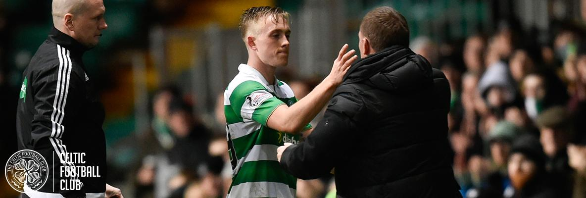 Brendan Rodgers: More young Celts will get their chance