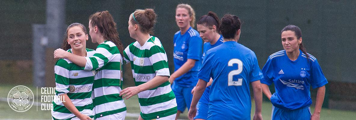 Celtic women's side hit Aberdeen for six