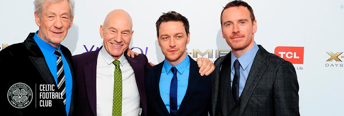 X-Men star James McAvoy donates 1,000 tickets for MAESTRIO match