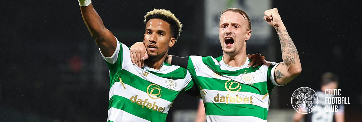 Dominant Celts dispatch Dundee to book Hampden date