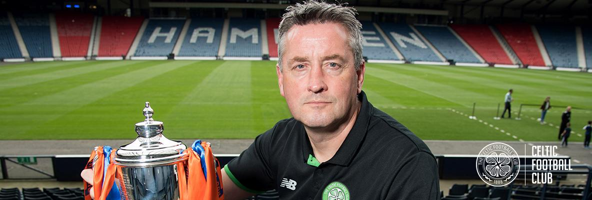 McIntyre: Irn-Bru Cup experience ideal for Celtic Colts