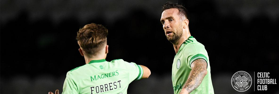 Duffy scores again as Celts fight back to defeat St Mirren