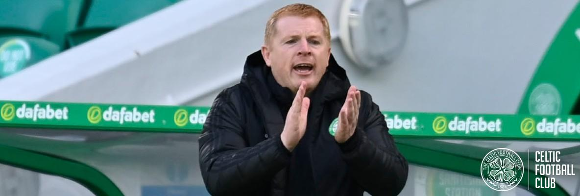 Neil Lennon: We're now fully-focused on Hibs threat