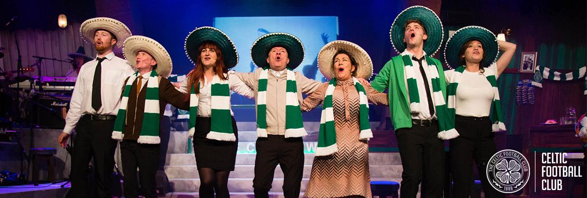 Celtic  - The Musical returns to Glasgow