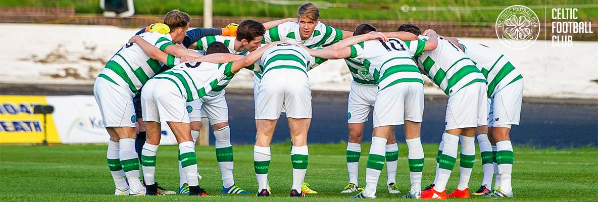 Team News: Celtic Development Squad v St Johnstone