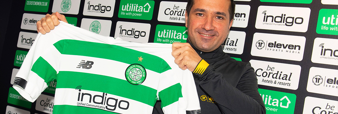 Fran Alonso aims for exciting football and silverware at Celtic