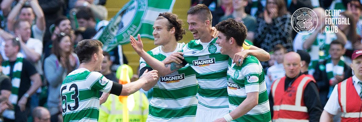 Magnificent seven send-off for Ronny Deila