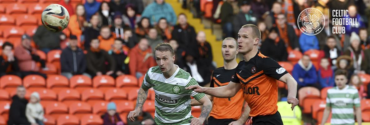 Manager anticipates tough encounter at Tannadice