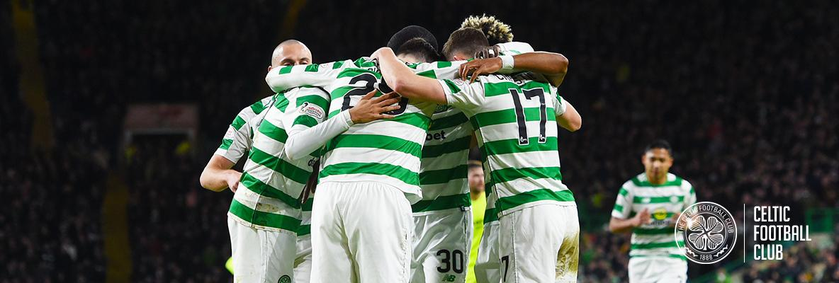 Celts extend perfect start to the year with routine win over Hibs
