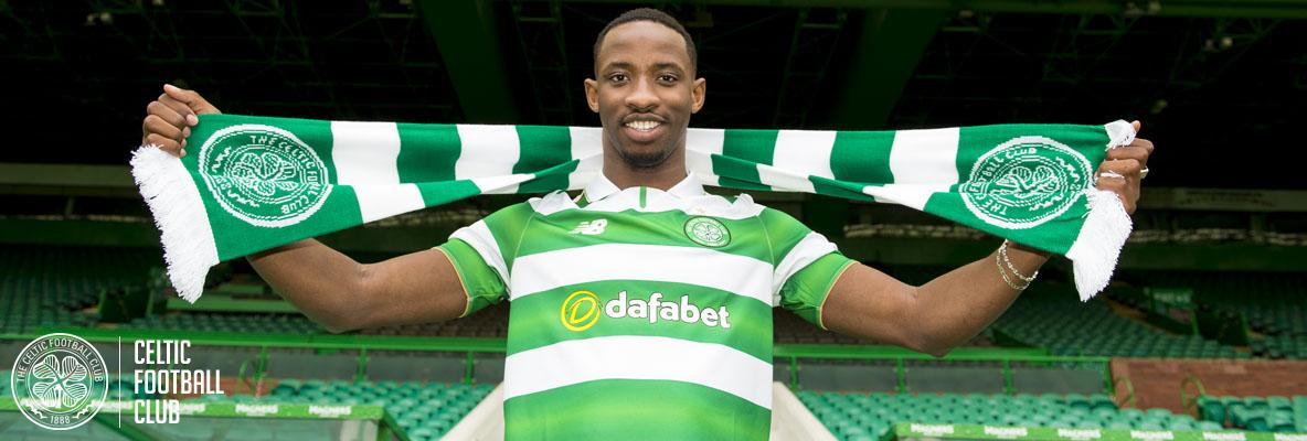 Celtic delighted to sign Moussa Dembele on four-year deal